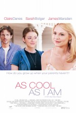 As Cool As I Am (2013) afişi
