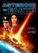 Asteroid vs. Earth (2014) afişi