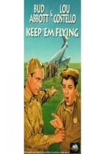 Keep 'Em Flying (1941) afişi