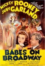 Babes On Broadway (1941) afişi