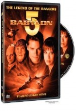 Babylon 5: The Legend Of The Rangers: To Live And Die In Starlight (2002) afişi