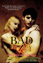 Bad Biology (2008) afişi