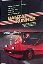 Banzai Runner (1987) afişi