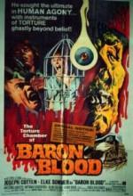 Baron Blood (1972) afişi