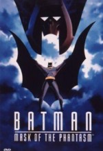 Batman: Mask Of The Phantasm (1993) afişi
