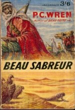 Beau Sabreur (1928) afişi