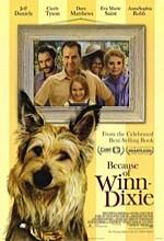 Because Of Winn-dixie (2005) afişi