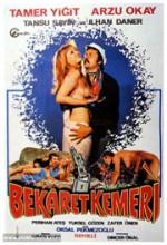 Bekaret Kemeri (1975) afişi