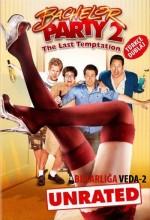 Bekarlığa Veda 2 (2008) afişi
