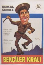 Bekçiler Kralı (1979) afişi