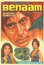 Benaam (1974) afişi