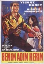 Benim Adım Kerim (1967) afişi