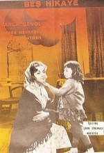 Beş Hikaye (1962) afişi