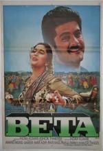 Beta (1992) afişi