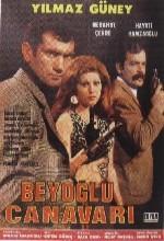 Beyoğlu Canavarı (1968) afişi