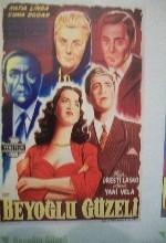 Beyoğlu Güzeli (1953) afişi