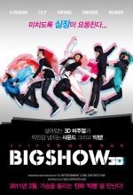 Big Bang Big Show 2010 Live Concert 3d (2011) afişi
