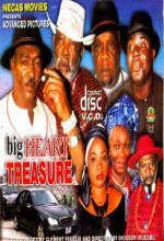 Big Heart Treasure (2007) afişi