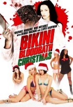 Bikini Bloodbath Christmas (2010) afişi