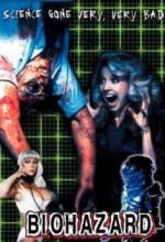 Biohazard (1985) afişi