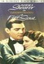 Bir Özgür Ruh (1931) afişi