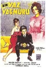 Bir Yaz Yağmuru (1960) afişi