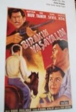 Bırakın Yaşayalım (ıı) (1956) afişi