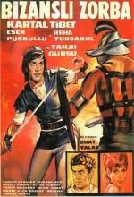 Bizanslı Zorba (1967) afişi