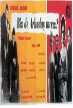 Bizde Arkadaş Mıyız? (1962) afişi