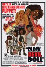 Black Devil Doll (2007) afişi