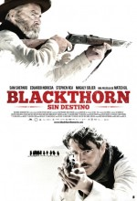Blackthorn (2011) afişi