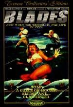 Blades (1989) afişi