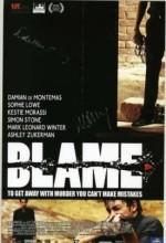 Blame (2010) afişi