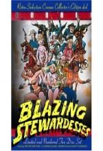 Blazing Stewardesses (1975) afişi