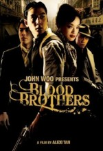 Blood Brothers (2007) afişi