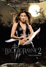 BloodRayne II: Deliverance (2007) afişi