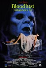 Bloodlust: Subspecies ııı (1994) afişi