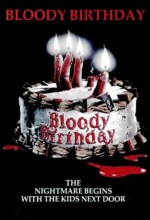 Bloody Birthday (1981) afişi