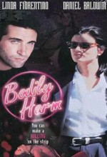 Bodily Harm (1995) afişi