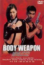Body Weapon (1999) afişi