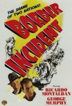 Border ıncident (1947) afişi