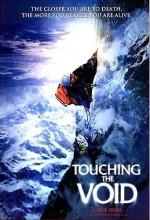 Boşluğa Dokunmak (2003) afişi