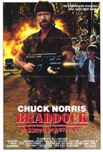 Braddock: Missing in Action 3 (1988) afişi