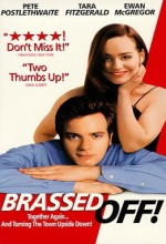 Brassed Off (1996) afişi