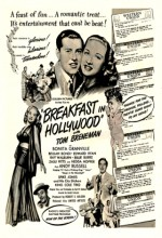 Breakfast In Hollywood (1946) afişi