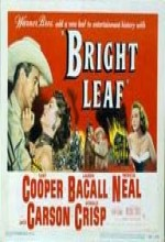 Bright Leaf (1950) afişi