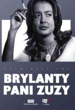 Brylanty Pani Zuzy (1972) afişi