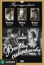 Budai Cukrászda (1935) afişi