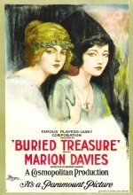 Buried Treasure (1921) afişi