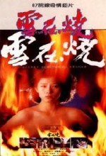 Burning Snow (1988) afişi
